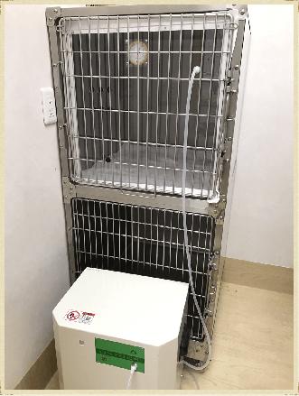 ICU 酸素室