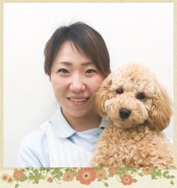 トレーナー/動物看護師(非常勤): 関口 夏果